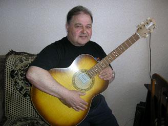 Валерий Зяблов, мое хобби—авторская песня